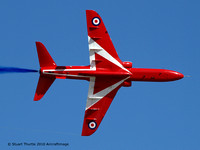 Red Arrows Hawk T-1A